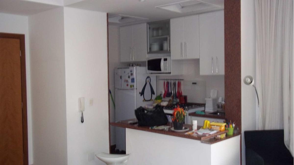 apartamento com 1 dorm, vila da serra, nova lima, cod: 482 - a482