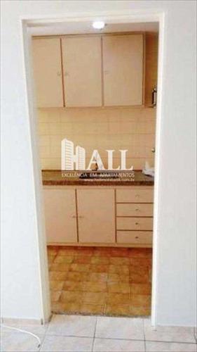 apartamento com 1 dorm, vila imperial, são josé do rio preto - r$ 198.000,00, 61m² - codigo: 1581 - v1581