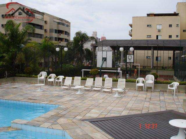 apartamento com 1 dorm, vila júlia, guarujá - r$ 240.000,00, 50m² - codigo: 48 - v48