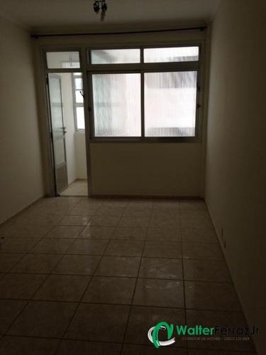 apartamento com 1 dormitório com 2 banheiros. - 937