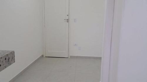 apartamento com 1 dormitório e 37 m² no boqueirão - ap1134