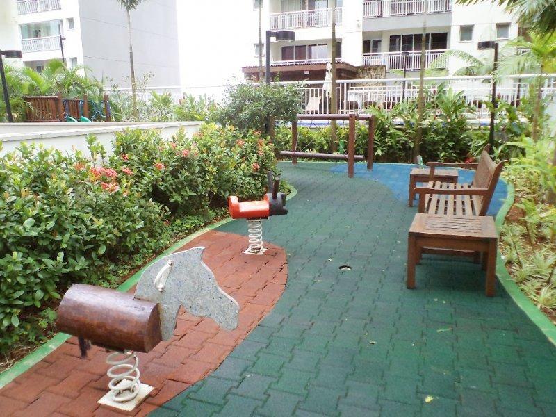 apartamento com 1 dormitório em condomínio fechado - vila mathias