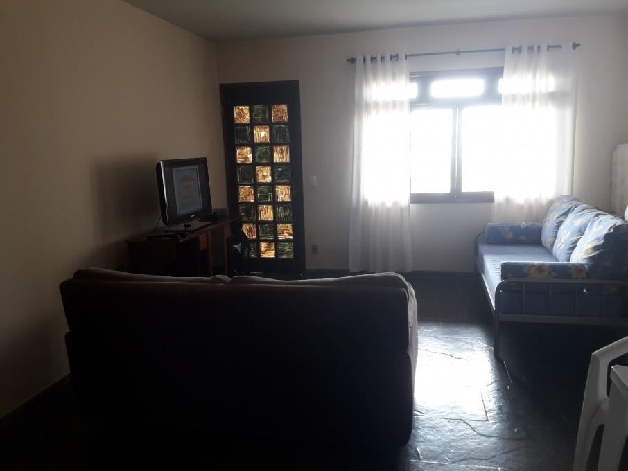 apartamento com 1 dormitório, frente mar. - 366
