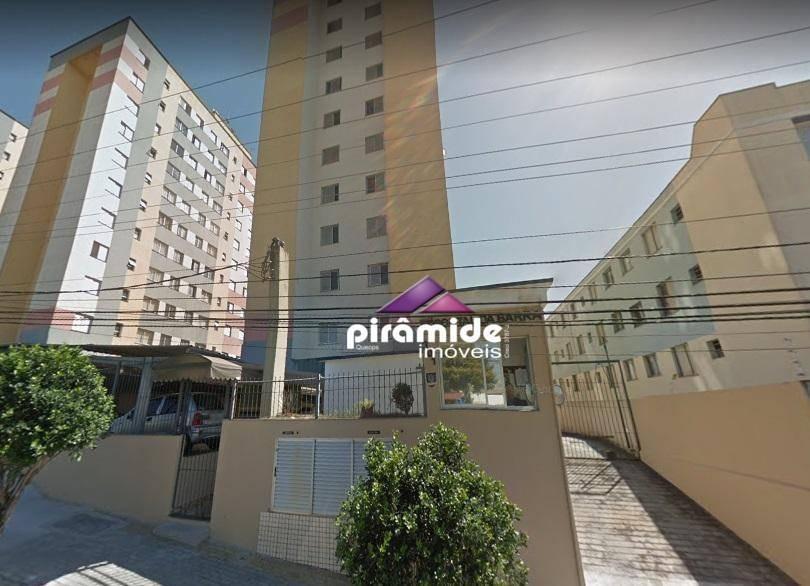 apartamento com 1 dormitório para alugar, 29 m² por r$ 950,00/mês - jardim satélite - são josé dos campos/sp - ap8550