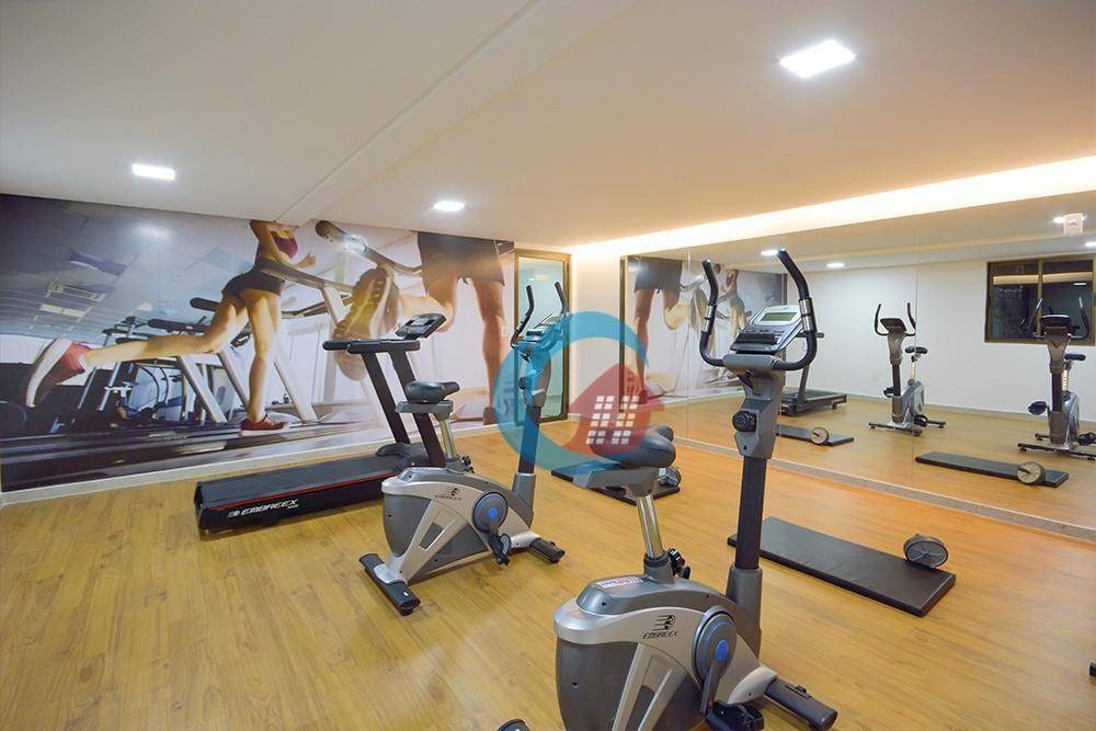apartamento com 1 dormitório para alugar, 31 m² por r$ 1.600/mês - aflitos - recife/pe - ap10087