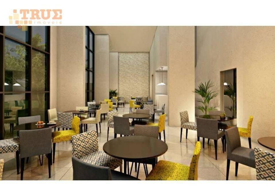 apartamento com 1 dormitório para alugar, 33 m² - parnamirim - recife/pe - ap3616