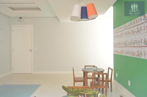 apartamento com 1 dormitório para alugar, 35 m² por r$ 1.000/mês - vila prudente - são paulo/sp - ap0475