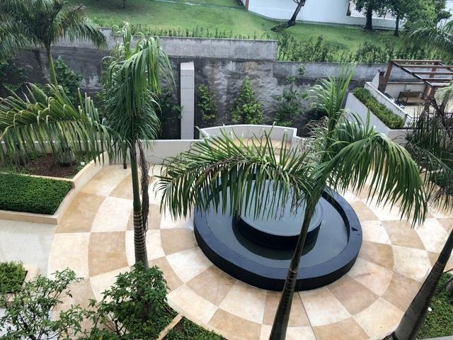 apartamento com 1 dormitório para alugar, 37 m² por r$ 2.600,00/mês - address granja viana - cotia/sp - ap0225