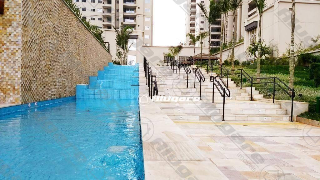 apartamento com 1 dormitório para alugar, 38 m² por r$ 1.300,00/mês - cidade maia - guarulhos/sp - ap1832