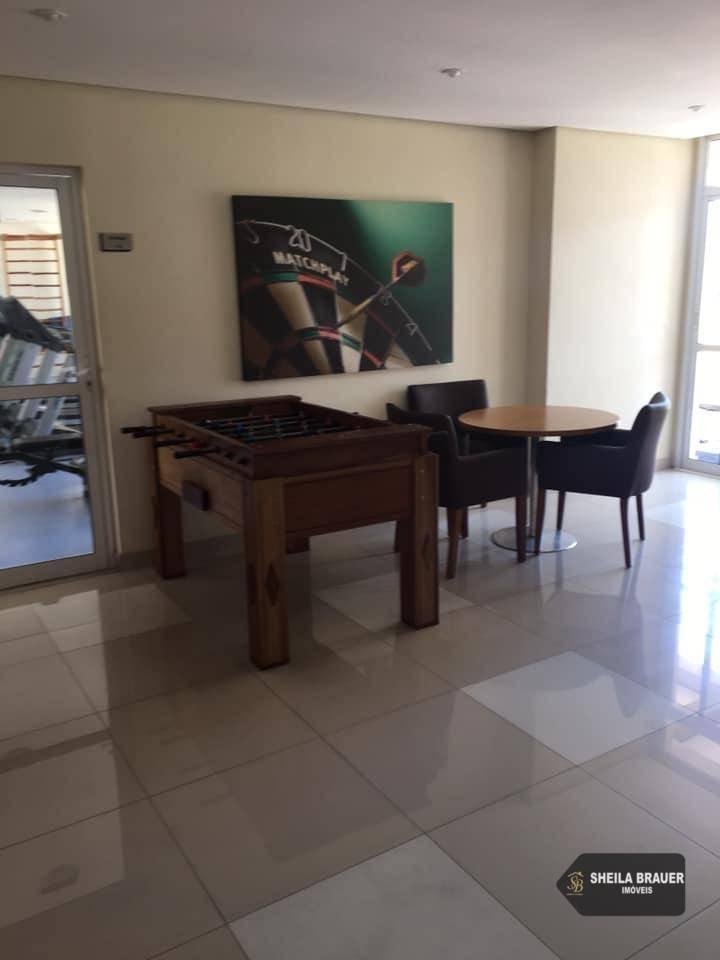 apartamento com 1 dormitório para alugar, 38 m² por r$ 1.380/mês - gopoúva - guarulhos/sp - ap0112