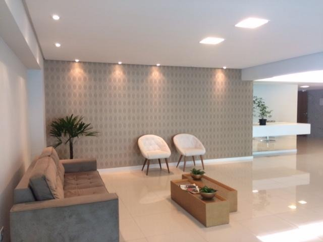 apartamento com 1 dormitório para alugar, 38 m² por r$ 1.600,00/mês - boa vista - recife/pe - ap10069