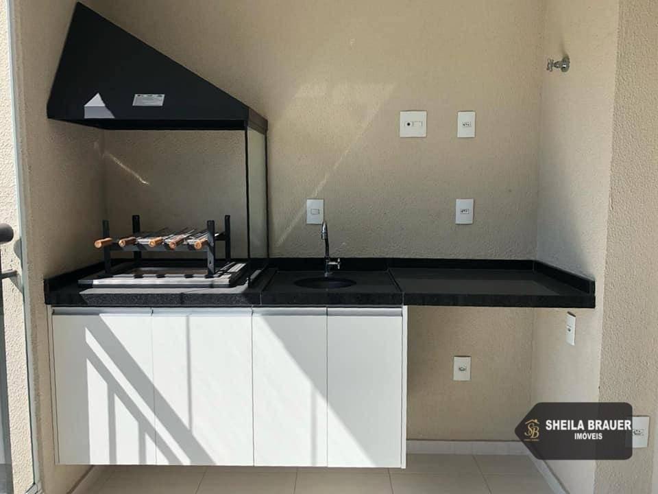 apartamento com 1 dormitório para alugar, 38 m² por r$ 1.900/mês - jardim flor da montanha - guarulhos/sp - ap0030