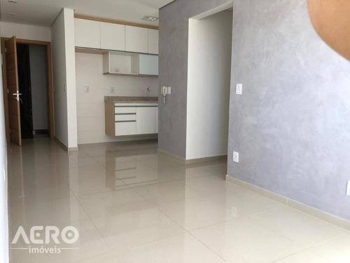 apartamento com 1 dormitório para alugar, 40 m² por r$ 1.000,00/mês - vila santa tereza - bauru/sp - ap1477