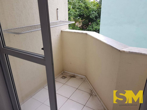 apartamento com 1 dormitório para alugar, 40 m² por r$ 600,00/mês - santo antônio - joinville/sc - ap0068