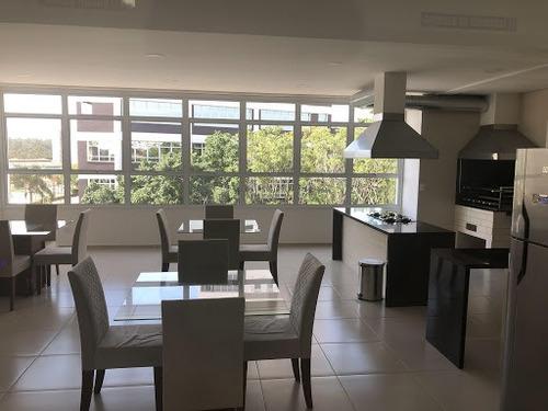 apartamento com 1 dormitório para alugar, 43 m² por r$ 1.200/mês - loteamento mogilar - mogi das cruzes/sp - ap0060