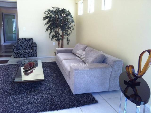 apartamento com 1 dormitório para alugar, 46 m² por r$ 2.000,00/mês - praia de iracema - fortaleza/ce - ap0052