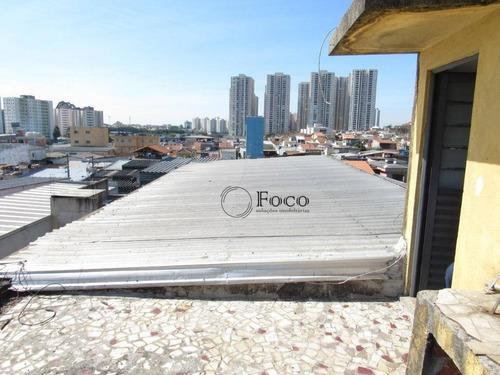 apartamento com 1 dormitório para alugar, 54 m² por r$ 1.050,00/mês - jardim rosa de franca - guarulhos/sp - ap0162