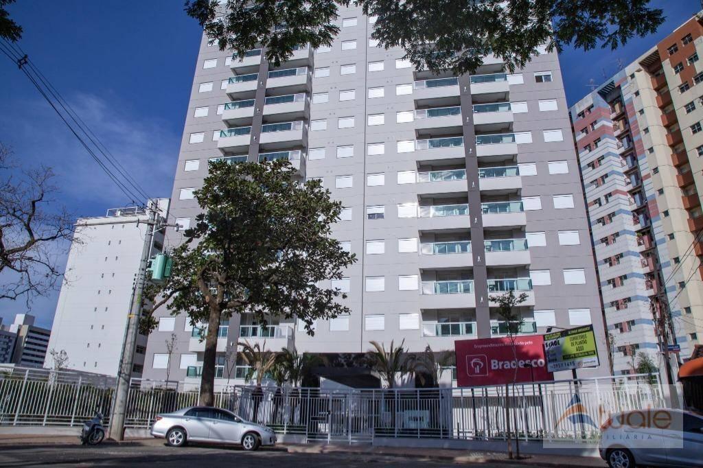 apartamento com 1 dormitório para alugar, 61 m² - botafogo - campinas/sp - ap6444