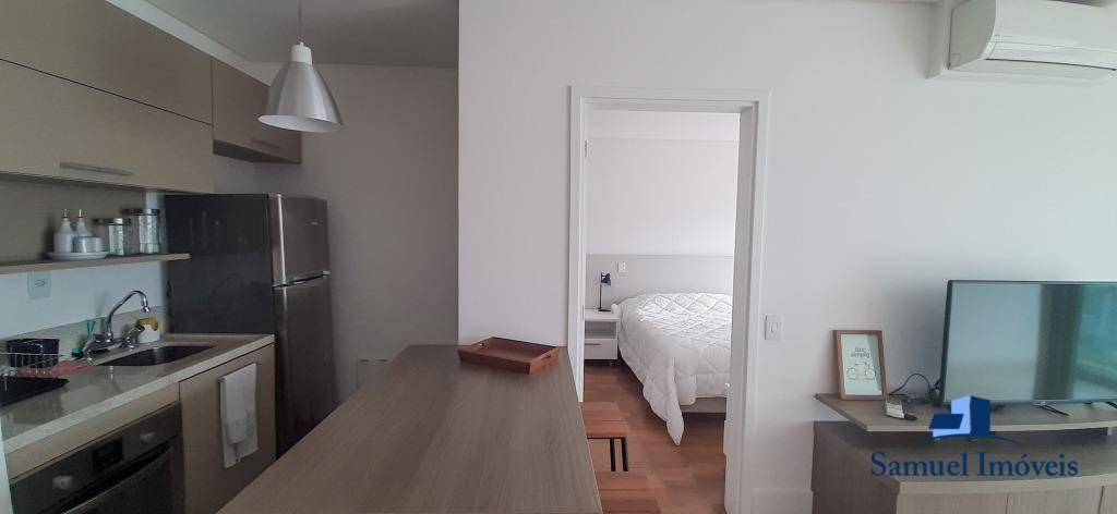 apartamento com 1 dormitório para alugar, 62 m² por r$ 6.500/mês - itaim bibi - são paulo/sp - ap3398