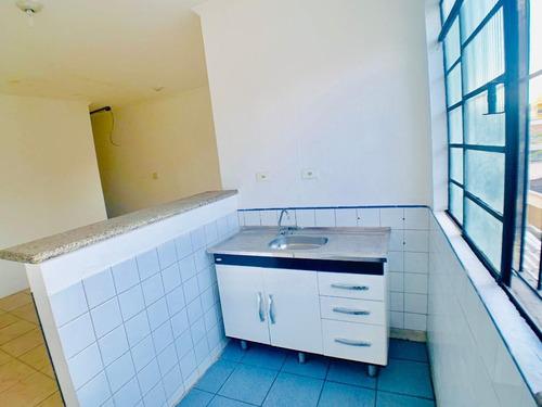 apartamento com 1 dormitório para alugar por r$ 700,00/mês - vila galvão - guarulhos/sp - ap0370