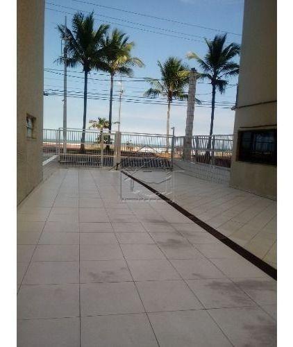 apartamento com 1 dormitório reformado prédio de frente pro mar em vila caiçara praia grande.