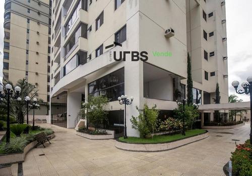 apartamento com 1 dormitório à venda, 110 m² por r$ 600.000 - alto da glória - goiânia/go - ap2506