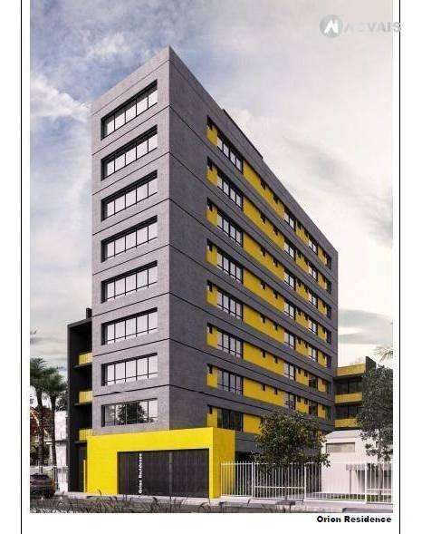 apartamento com 1 dormitório à venda, 30 m² por r$ 135.214,01 - rio branco - novo hamburgo/rs - ap2294