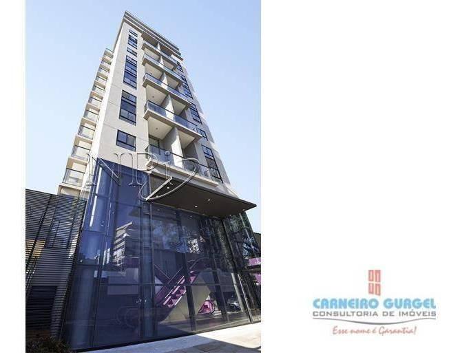 apartamento com 1 dormitório à venda, 31 m² por r$ 450.000 - jardim paulista - são paulo/sp - ap2700