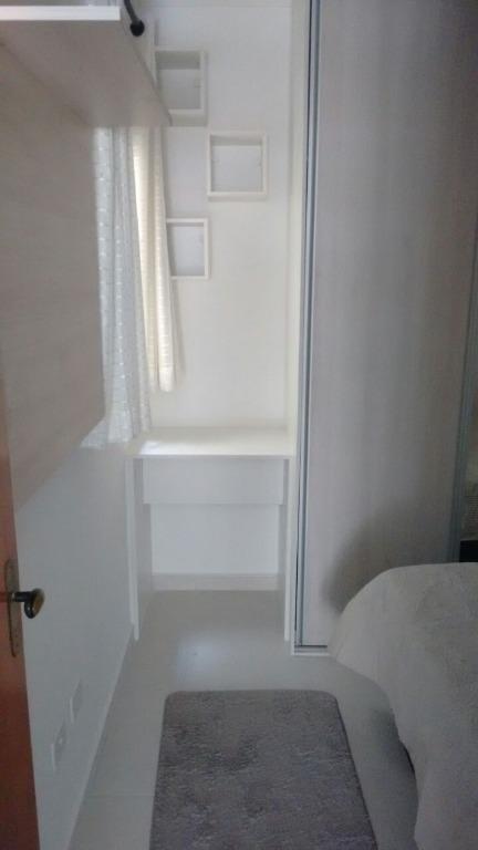 apartamento com 1 dormitório à venda, 33 m² por r$ 205.000,00 - penha - são paulo/sp - ap2142
