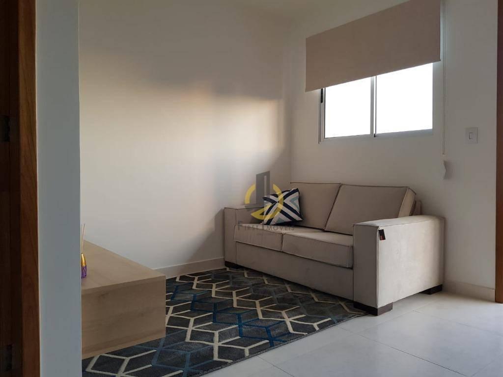 apartamento com 1 dormitório à venda, 33 m² por r$ 205.190,00 - vila prudente - são paulo/sp - ap1000