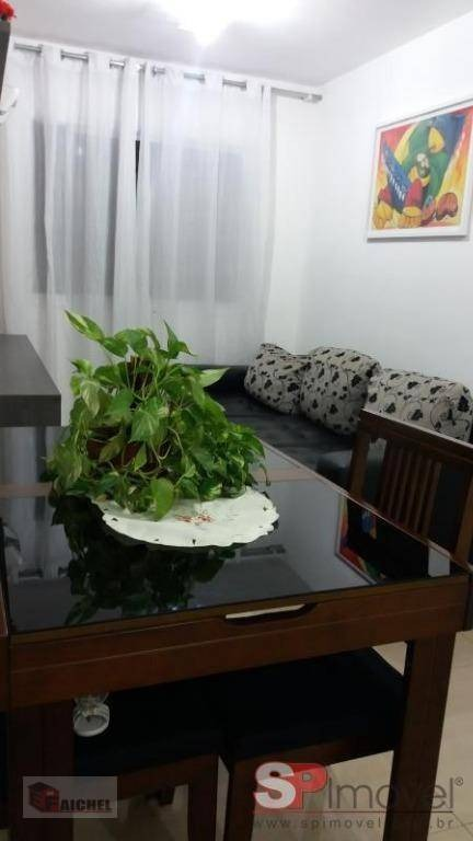 apartamento com 1 dormitório à venda, 33 m² por r$ 240.000,00 - mooca - são paulo/sp - ap1066