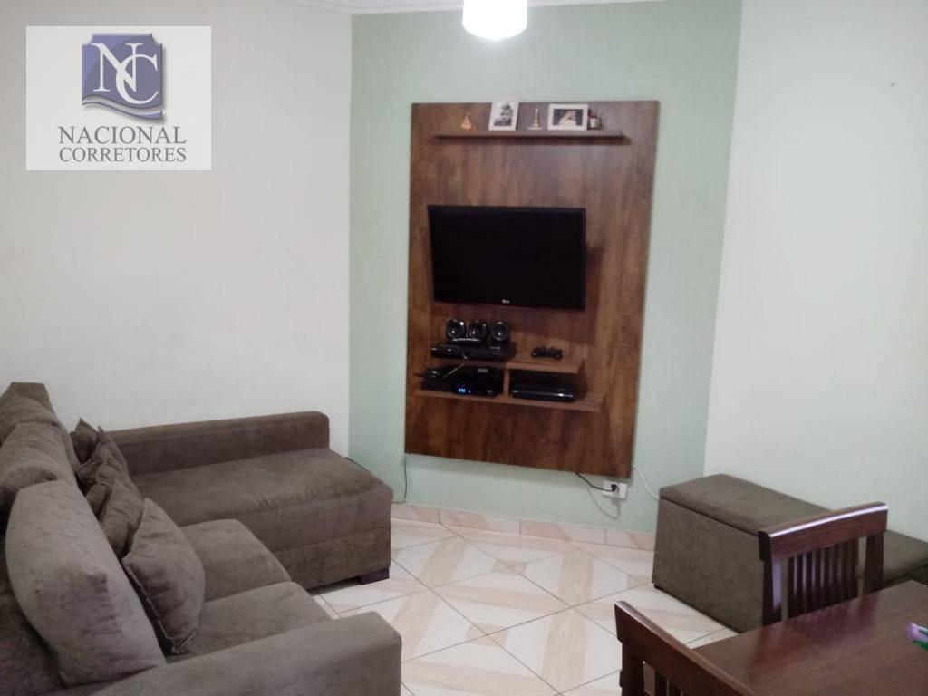 apartamento com 1 dormitório à venda, 34 m² por r$ 160.000 - cidade são jorge - santo andré/sp - ap8699