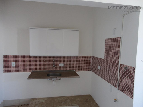 apartamento com 1 dormitório à venda, 35 m² por r$ 120.000 - centro - campinas/sp - ap0421