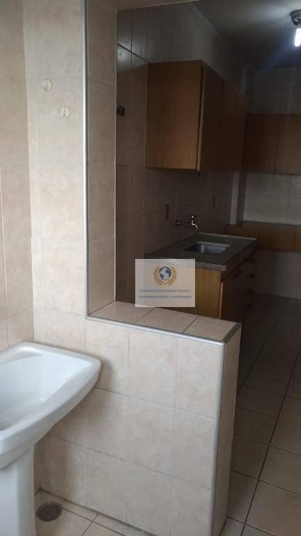 apartamento com 1 dormitório à venda, 35 m² por r$ 150.000 - botafogo - campinas/sp - ap0576