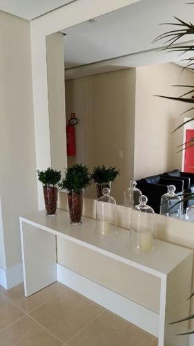 apartamento com 1 dormitório à venda, 35 m² por r$ 260.000,00 - mooca - são paulo/sp - ap3607