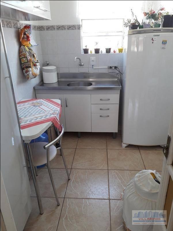 apartamento com 1 dormitório à venda, 36 m² por r$ 138.000,00 - cavalhada - porto alegre/rs - ap1148