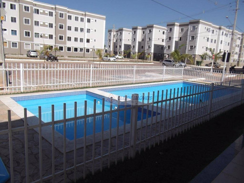 apartamento com 1 dormitório à venda, 37 m² por r$ 120.000 - parque ohara - cuiabá/mt - ap0008