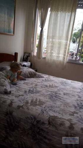 apartamento com 1 dormitório à venda, 37 m² por r$ 135.000,00 - cristal - porto alegre/rs - ap1158