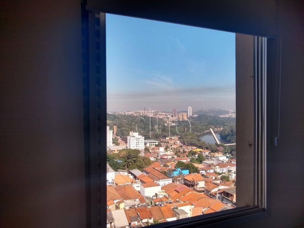 apartamento com 1 dormitório à venda, 38 m² por r$ 210.000,00 - centro - piracicaba/sp - ap3578