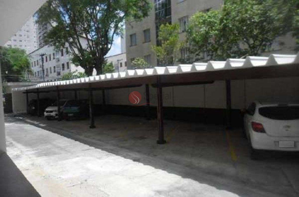 apartamento com 1 dormitório à venda, 38 m² por r$ 250.000 - mooca - são paulo/sp - af19759