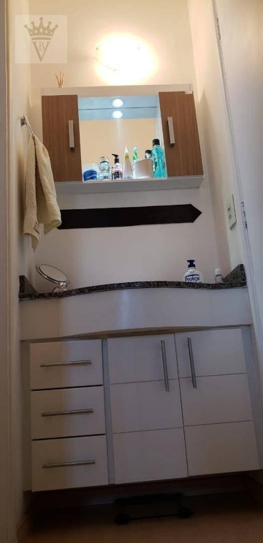 apartamento com 1 dormitório à venda, 38 m² por r$ 410.000,00 - santana - são paulo/sp - ap2338