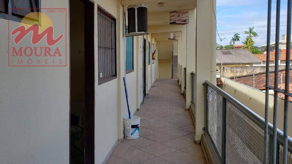 apartamento com 1 dormitório à venda, 39 m² por r$ 90.000 - universidade - macapá/ap - ap0056