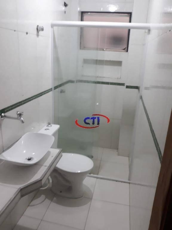 apartamento com 1 dormitório à venda, 40 m² por r$ 148.000 - cooperativa - são bernardo do campo/sp - ap3201