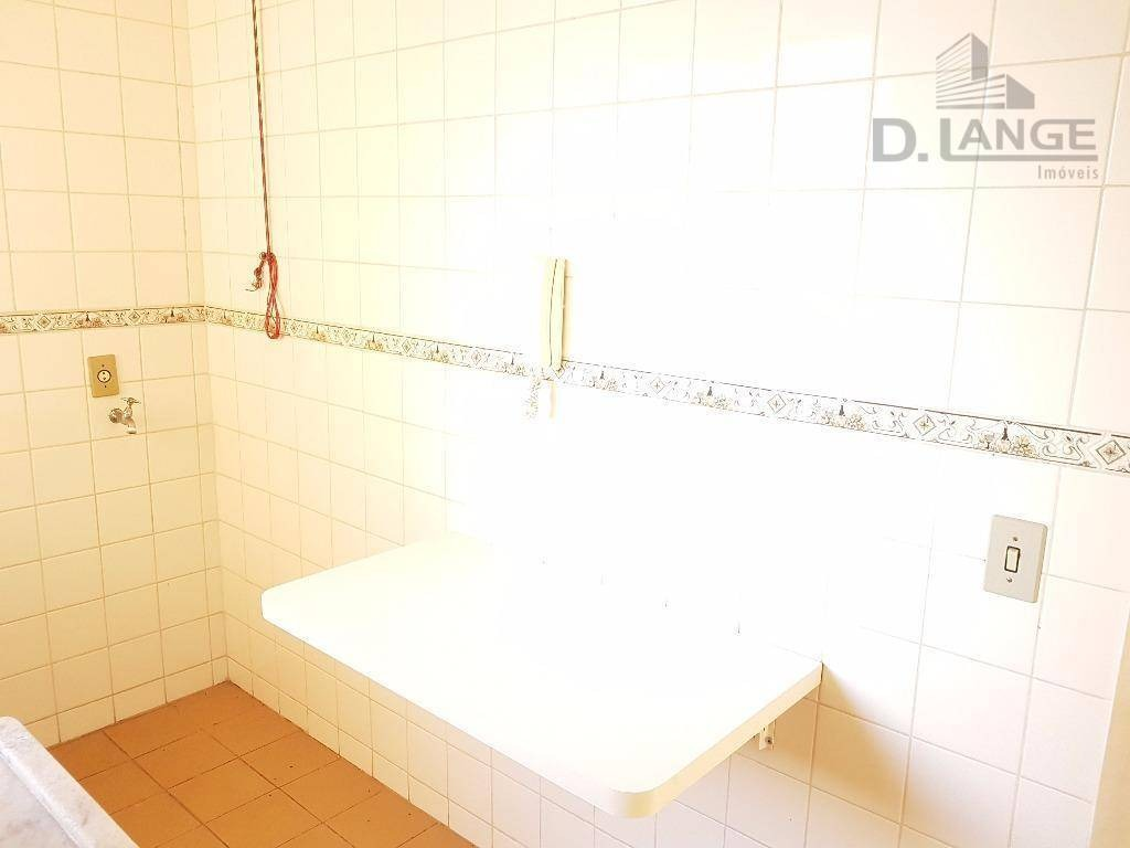 apartamento com 1 dormitório à venda, 40 m² por r$ 175.000 - centro - campinas/sp - ap15598