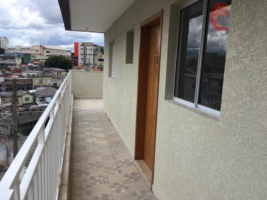 apartamento com 1 dormitório à venda, 40 m² por r$ 201.500 - vila formosa - são paulo/sp - ap2284
