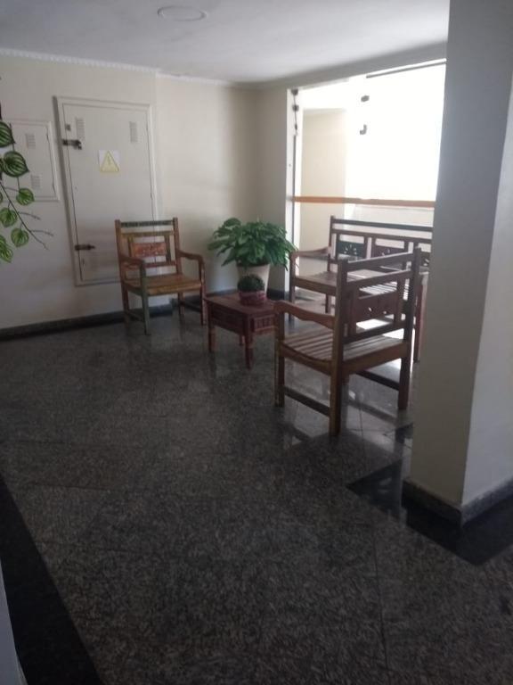 apartamento com 1 dormitório à venda, 40 m² por r$ 230.000 - macedo - guarulhos/sp - ap4801