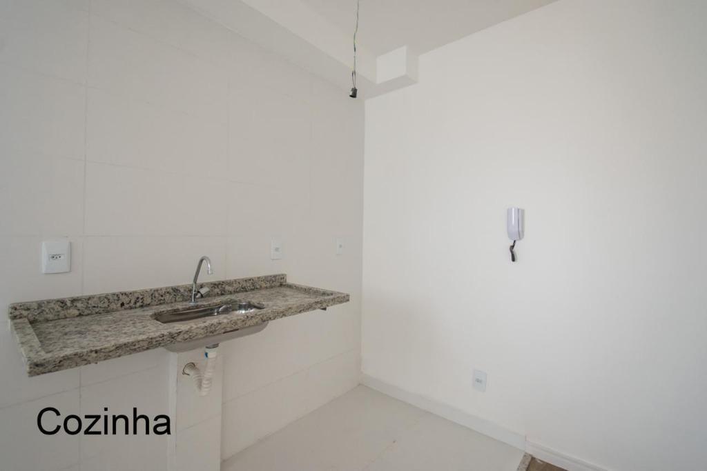 apartamento com 1 dormitório à venda, 41 m² por r$ 260.000 - vila valparaíso - santo andré/sp - ap4866