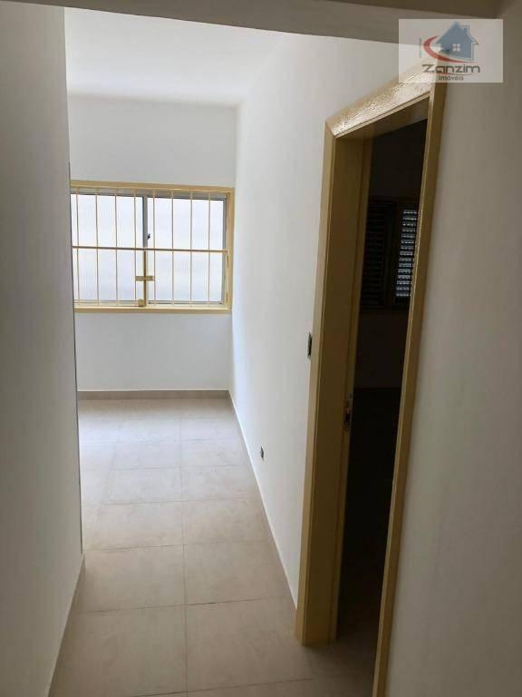 apartamento com 1 dormitório à venda, 42 m² por r$ 190,00 - centro - santo andré/sp - ap0585