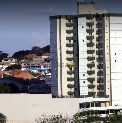 apartamento com 1 dormitório à venda, 42 m² por r$ 200.000 - jardim santa rosa - nova odessa/sp - ap0463