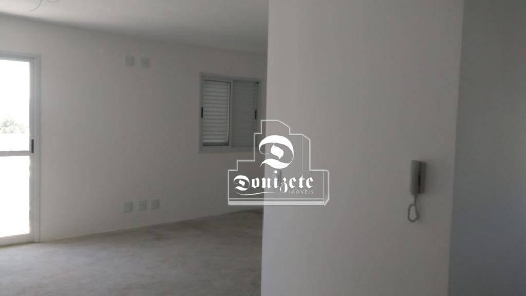 apartamento com 1 dormitório à venda, 42 m² por r$ 255.000,00 - vila alpina - santo andré/sp - ap11732